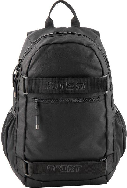 9f3ab16e8604 Спортивный рюкзак Kite Sport K19-842L-2, для подростков, 24 л, черный
