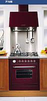 Плита кухонная ILVE серии PROFESSIONAL  NOSTALGIE P60N, P70N, P80N, P90N, PD90N, PD100N (кухонный блок)