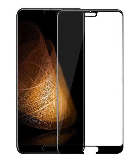 Защитное стекло 5D для Huawei P20