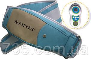 Массажный пояс для похудения ZENET TL-2005L-Е, фото 2