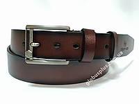 Ремень мужской кожаный Philipp Plein ширина 40 мм., реплика 930628