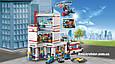 """Конструктор Lepin 02113 City """"Городская больница"""" 964 деталей. Аналог LEGO City 60204, фото 3"""