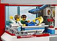 """Конструктор Lepin 02113 City """"Городская больница"""" 964 деталей. Аналог LEGO City 60204, фото 5"""