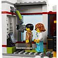 """Конструктор Lepin 02113 City """"Городская больница"""" 964 деталей. Аналог LEGO City 60204, фото 6"""