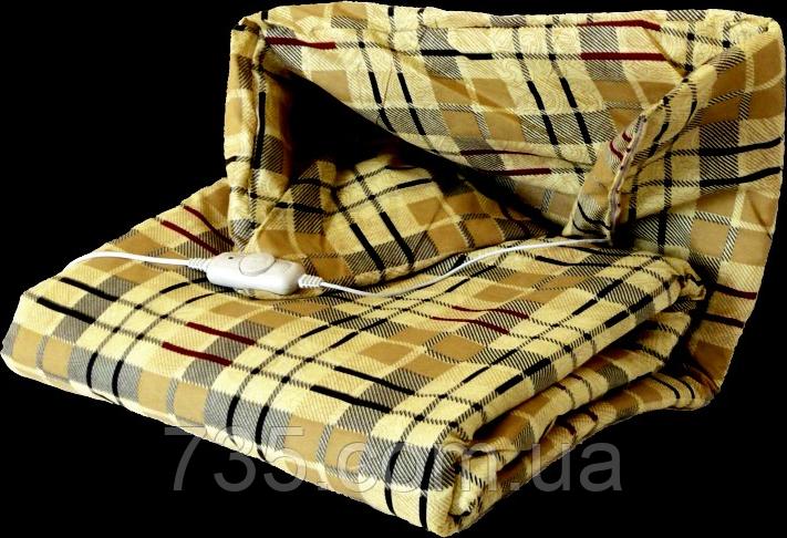 Одеяло с подогревом - Электроодеяло ЕКВ-2/220 двуспальное