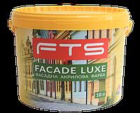 Акриловая фасадная краска FACADE LUXE