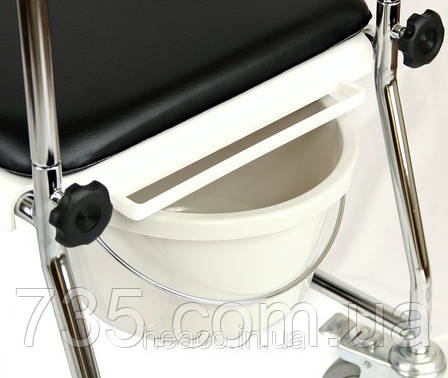 Стул-туалет OSD-JBS367A Италия, фото 2