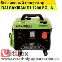 Бензиновый генератор DALGAKIRAN DJ 1200 BG-A электрогенератор бензиновая электростанция