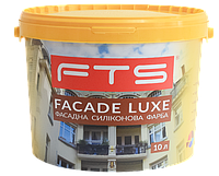 Силіконова фасадна фарба FACADE LUXE