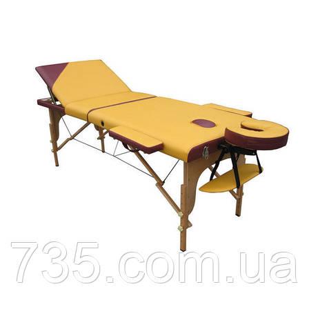 Складной массажный стол Sakura US MEDICA (США), фото 2
