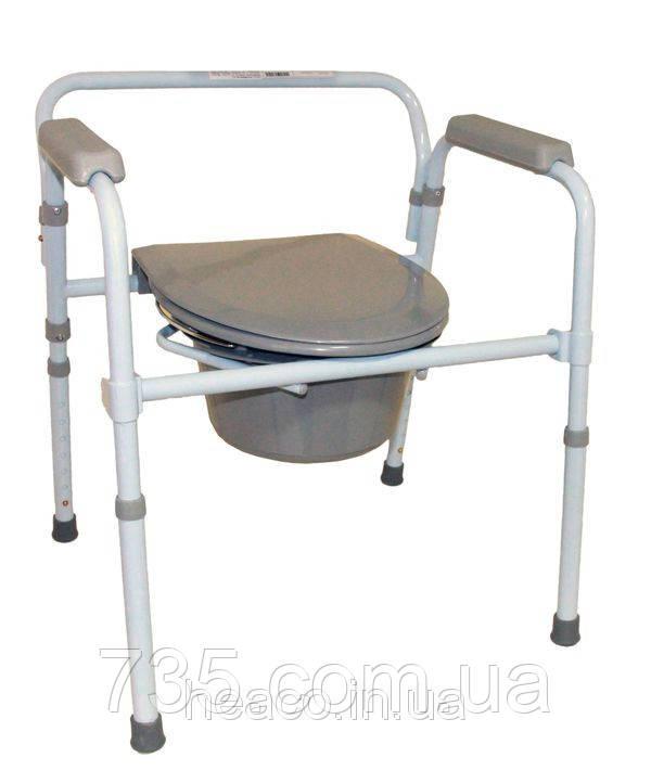 Складной стул-туалет OSD-RB-2110