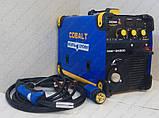 Сварочный полуавтомат искра профи cobalt mig-340dc, фото 2
