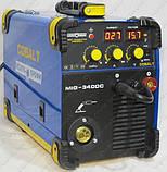 Сварочный полуавтомат искра профи cobalt mig-340dc, фото 3