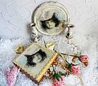 """Оригинальный подарок для девушки, женщины - Винтажный набор """"Девочка"""", фото 3"""