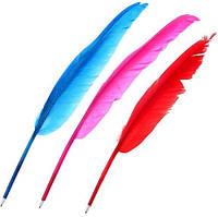Ручка перо. Ручка в форме пера. Шариковая ручка