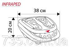 Массажер для ступней ног Infraped 2, фото 2