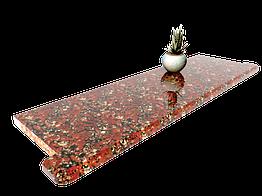 Подоконник гранитный Капустинский 1000×200×30