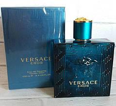 Мужская туалетная вода Versace Eros 100 ml