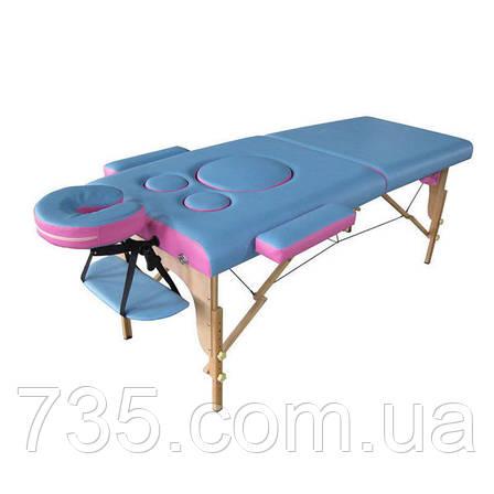 Складной массажный стол Panda US MEDICA (США), фото 2