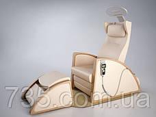 Физиотерапевтическое кресло  Healthtron HEF-J9000MV HAKUJU (Япония), фото 3