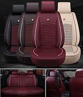 Модельные чехлы XC на передние и задние сиденья автомобиля Audi A6, фото 1