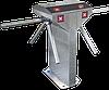 Турникет-трипод BASTION TWIN-M, шлифованная нержавеющая сталь  AISI 304