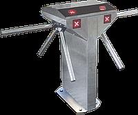 Турникет-трипод BASTION TWIN-M, шлифованная нержавеющая сталь  AISI 304, фото 1