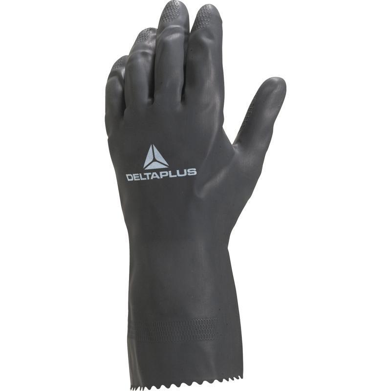 Перчатки рабочие латекс DELTA PLUS VE530