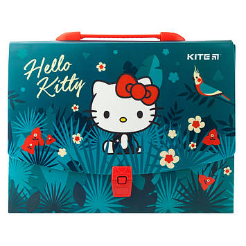 Папка-портфель KITE Hello Kitty