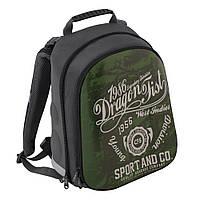 Рюкзак школьный ортопедический каркасный для мальчика 4-7 класс