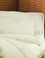 Подушка Baby шерстяная / 40х60 см / Дитяча подушка вовняна / 5А12С3 - 106