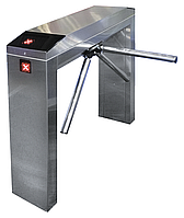 Турникет-триподTWIX,полированная нержавеющая сталь AISI 304., фото 1