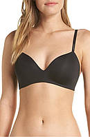 """Женский черный бюстгальтер-трансформер """"Triangle"""" Calvin Klein, фото 1"""