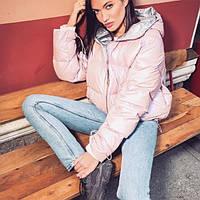 Двухсторонняя куртка женская в Украине. Сравнить цены, купить ... 85a1c1bb8a7
