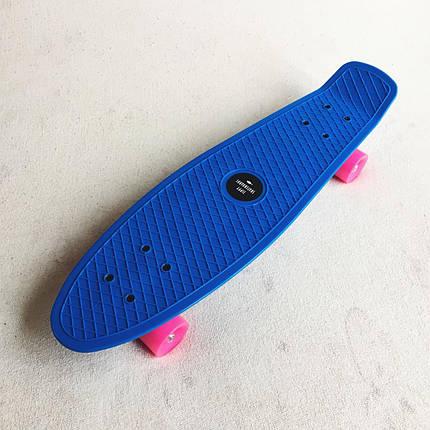 "Zippy Board Nickel 27"" Blue - Синий 68см, фото 2"