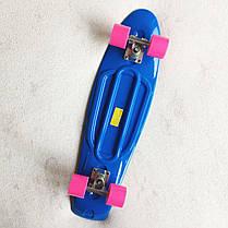 "Zippy Board Nickel 27"" Blue - Синий 68см, фото 3"