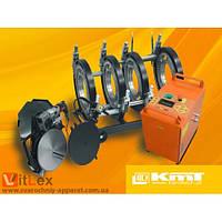 Стыковая сварка KamiTech KmT400 Сварочный аппарат стыковой сварки полиэтиленовых ПНД ПЭ пластиковых труб