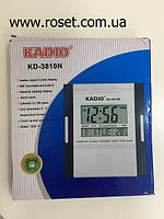 Настольные, настенные цифровые часы KADIO KD 3810N