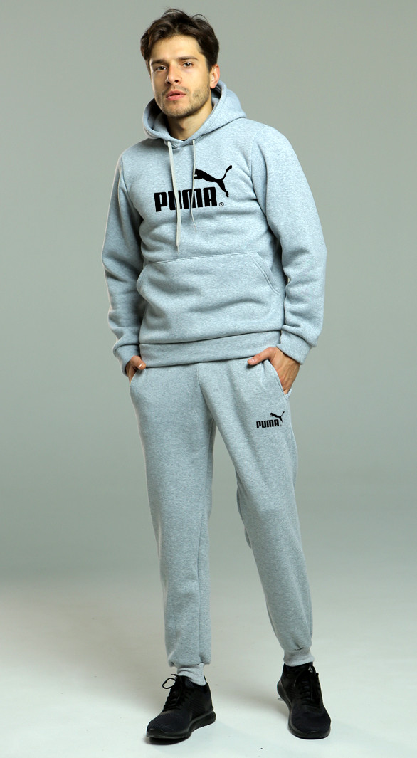 Зимний спортивный костюм мужской Puma