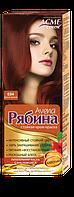 "Краска для волос ""Рябина"" Avena 034 Дикая вишня"