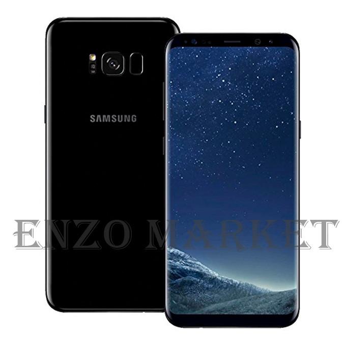 Galaxy S8 64GB Plus Midnight Black Duos