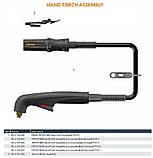 Аппарат плазменной резки EX-TRAFIRE® 30SС (230 В), фото 7