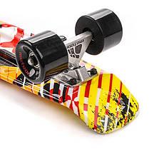 Пенни Борд Meteor - PRINT- Formula 1 Рисунок 54 см, фото 3