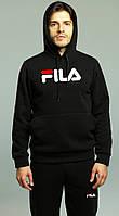 Зимний спортивный костюм мужской Fila, фила, фото 1
