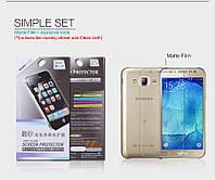 Защитная пленка Nillkin для Samsung J500H Galaxy J5
