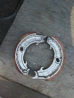 Колодка торм. ЗИЛ стояночн. в сборе с накладкой, арт.130-3507015