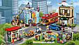 "Конструктор Lepin 02114 City ""Столица"" 1356 деталей. Аналог LEGO City 60200, фото 2"