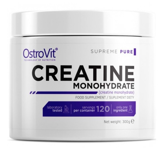 Креатин моногидрат OstroVit - Creatine (300 грамм)