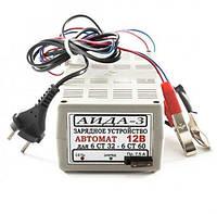 Імпульсне автоматичне десульфатирующее зарядний пристрій для АКБ АЇДА-3
