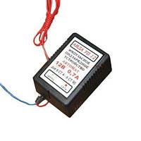 Імпульсний зарядний пристрій для АКБ з ефектом десульфатации АЇДА УП 12